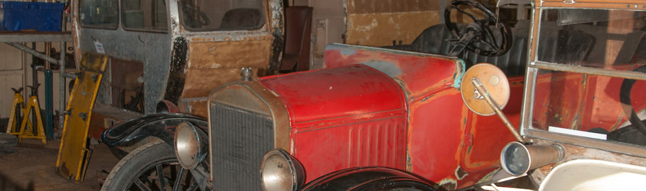 Volunteers also required to help with restoring our vintage vehicles