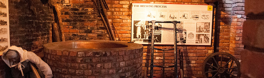 Learn about the history, art and fun of brewing