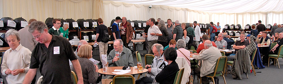 The National Brewery Centre hosts Beer Festivals every year