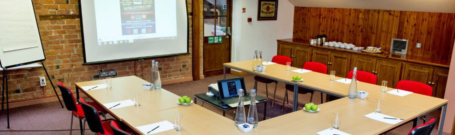 One of our smaller meeting or breakout rooms