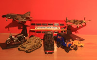 Model Train Toy and Collectors Fair
