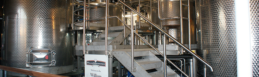 The William Worthington micro-brewery