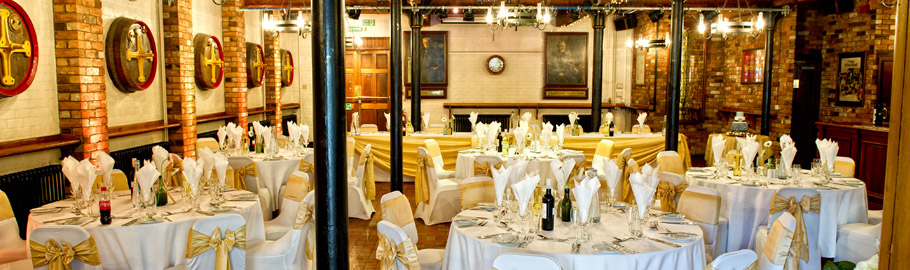 The Worthington Suite is licensed for civil ceremonies