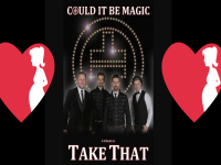 Mothers Day Meal and Take That Tribute 21st March